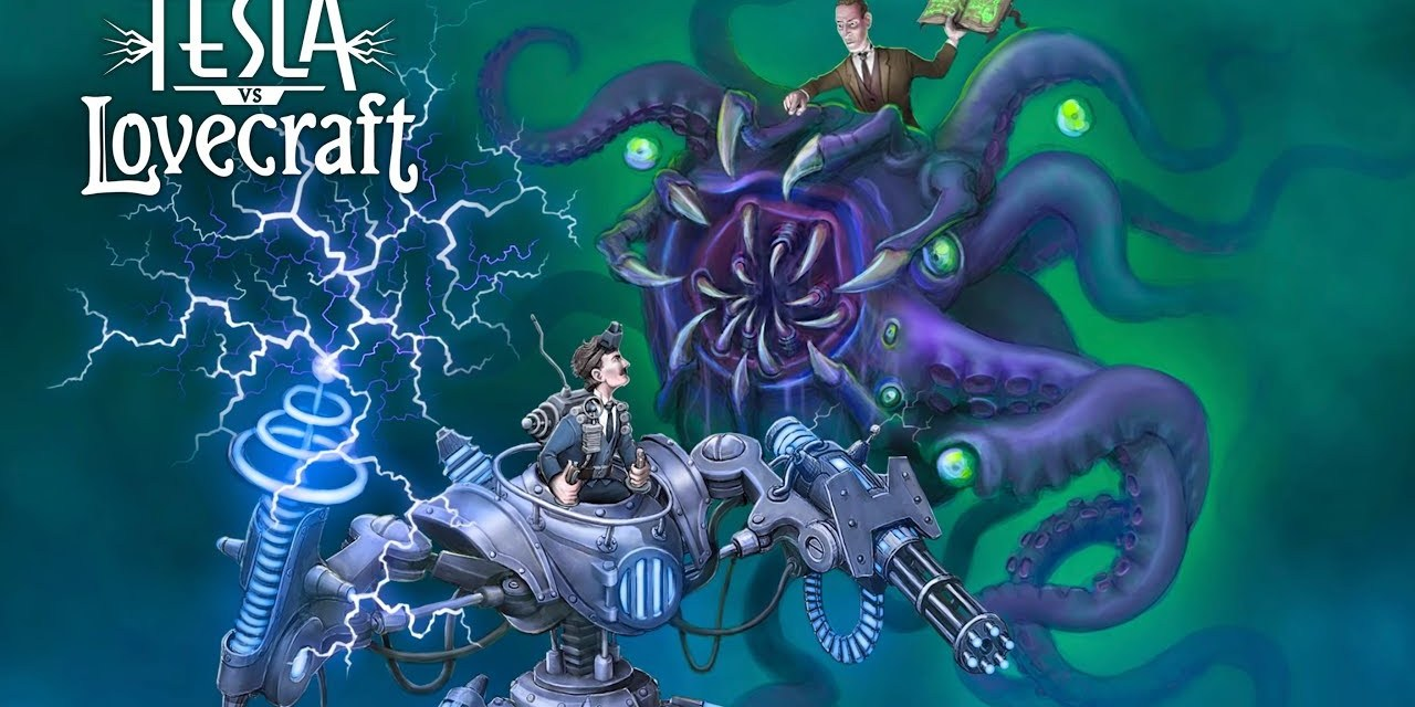 Tesla Vs Lovecraft Nintendo Switch Review-Feel the Love
