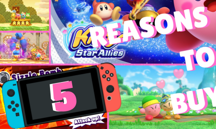 5 Reasons to Buy Kirby Star Allies