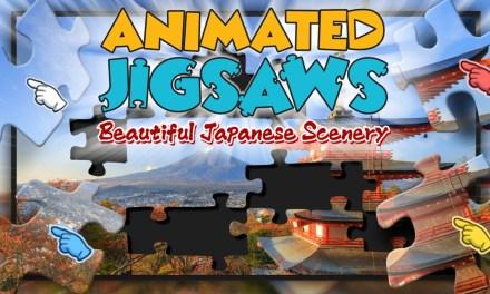 Animated Jigsaws: Beautiful Japanese Scenery Nintendo Switch Review