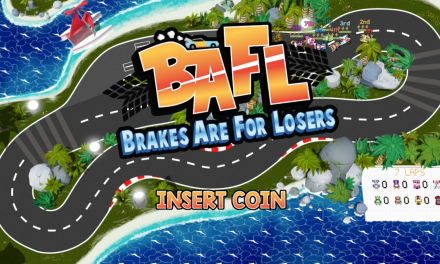 BAFL – Brakes Are For Losers Nintendo Switch Review