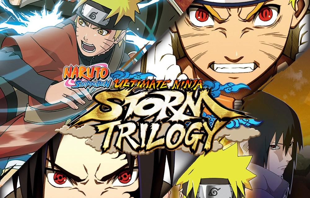 Naruto Shippuden: Ultimate Ninja Storm Trilogy Switch Review