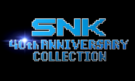 SNK 40th ANNIVERSARY COLLECTION is heading to the Switch