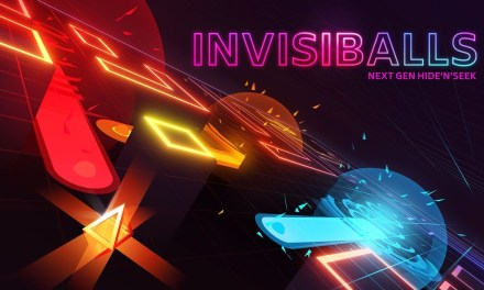 Invisiballs Nintendo Switch Review