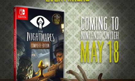 LITTLE NIGHTMARES COMPLETE EDITION COMING TO NINTENDO SWITCH