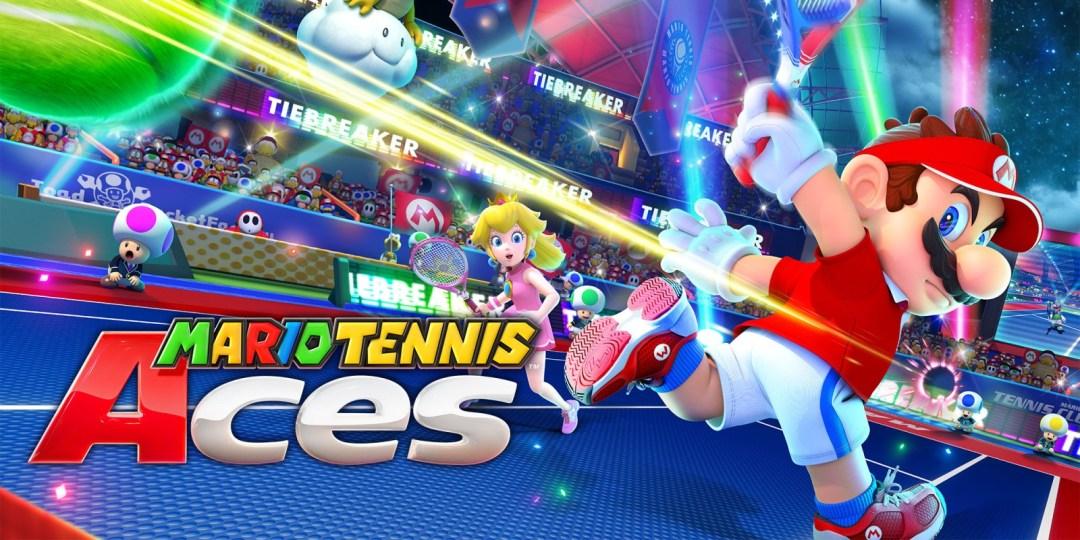 Mario Tennis Aces Image 1