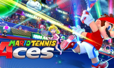 Gear Up On The Mario Tennis Aces Online Tournament Demo!