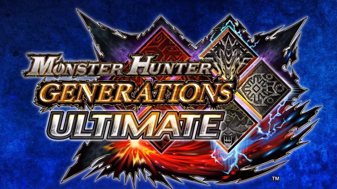 Monster Hunter Generations Ultimate Image 1