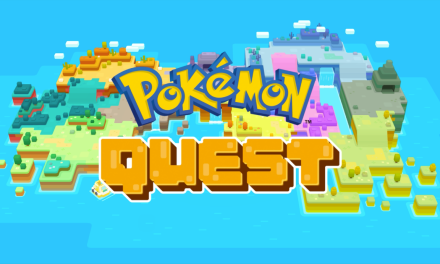 Pokemon Quest, a Free-to-Start Game is released!