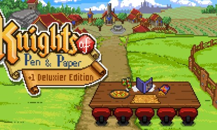 Knights of Pen & Paper +1 Deluxier Edition Nintendo Switch Review