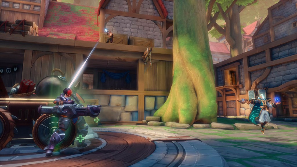 paladins nintendo switch review