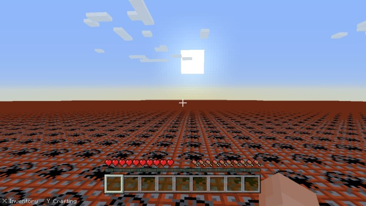 Minecraft Super Flat