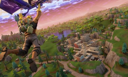 Fortnite on Nintendo Switch has microphone support