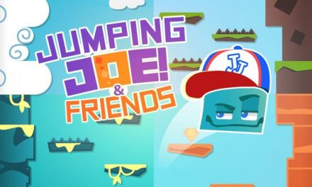 Jumping Joe & Friends Nintendo Switch Review