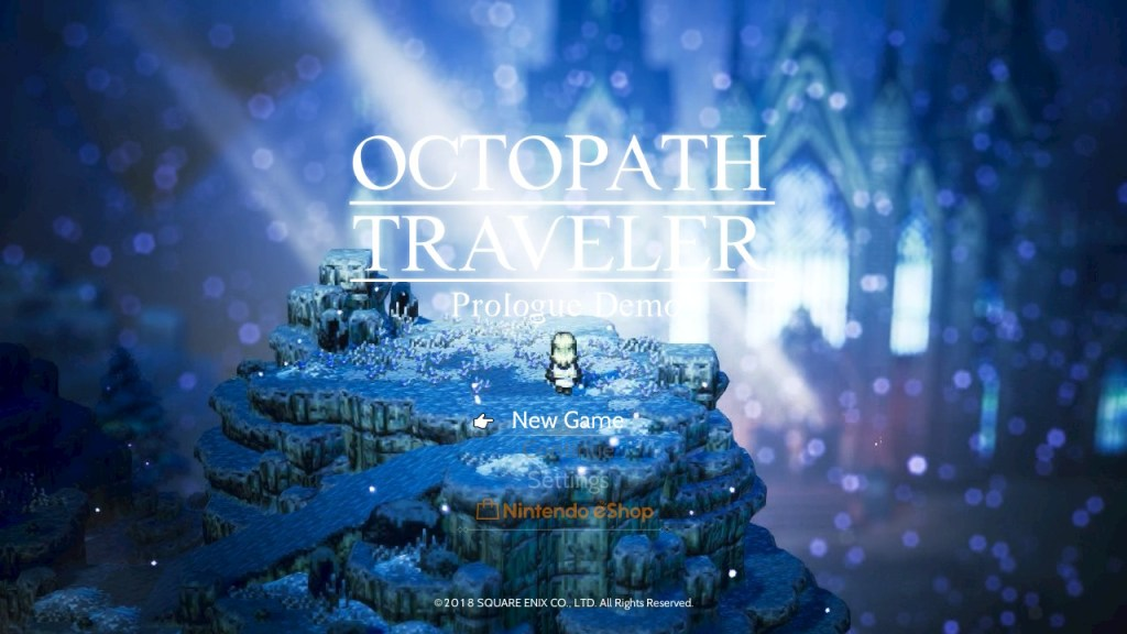 Octopath Traveler First Impressions