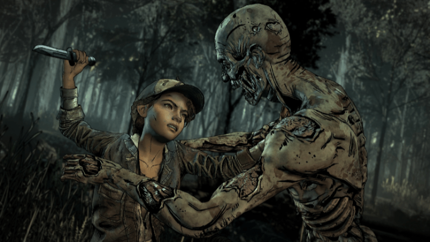 Telltale The Walking Dead Final Season Image 1