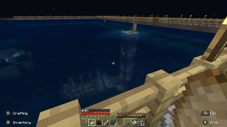 Minecraft Water Temple