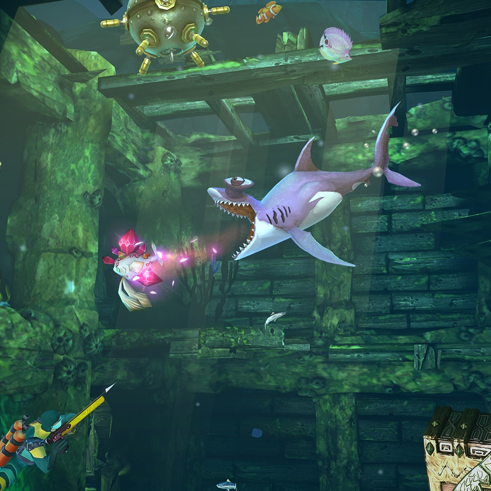 hungry shark world switch review