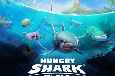 Hungry Shark World Nintendo Switch Review