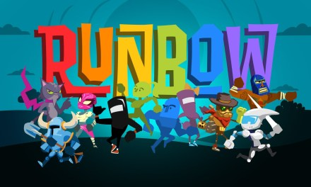 Runbow is getting a physical release on Switch!