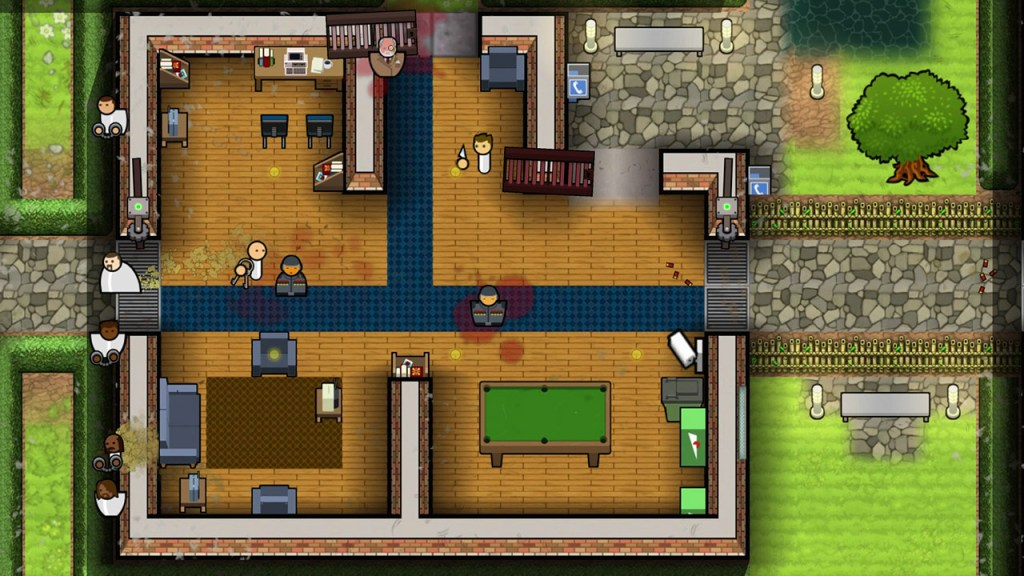 prison architect switch review