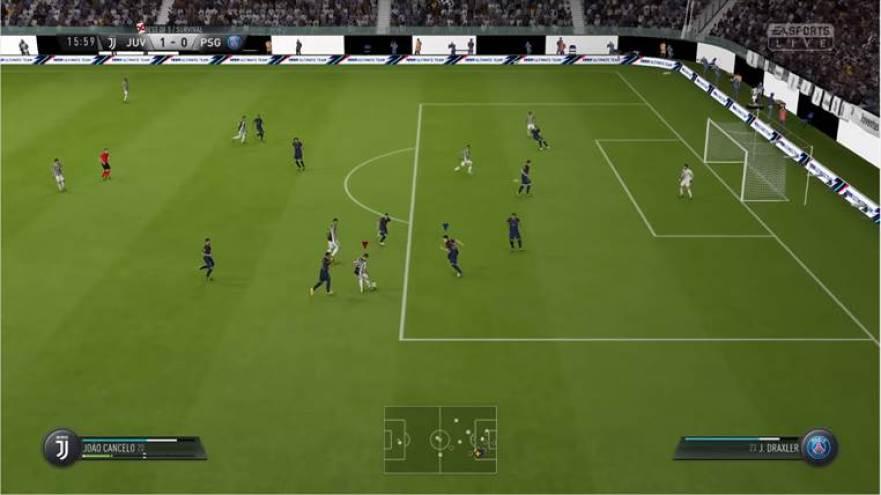 NINTENDO SWITCH FIFA 19