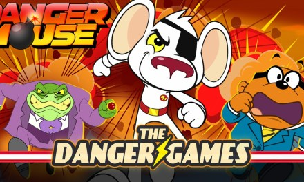 Danger Mouse: The Danger Games Nintendo Switch Review