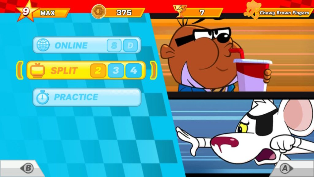 Danger Mouse Screenshot 2