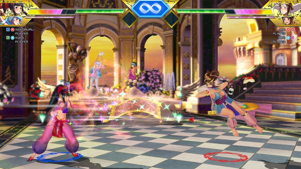 snk heroines switch
