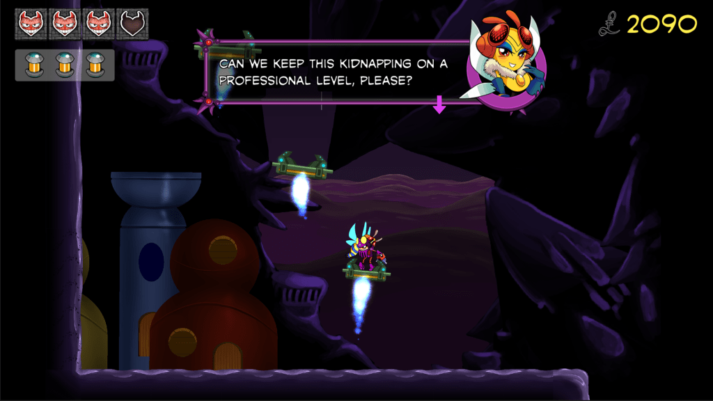 Nefarious Screenshot 3