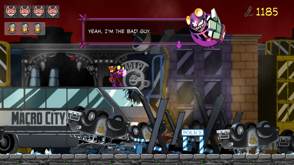 Nefarious Screenshot