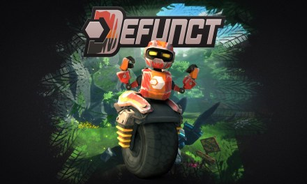 Defunct Switch Review – Help a Lost Robot get Home