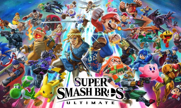 Super Smash Bros. Ultimate – Smash Up