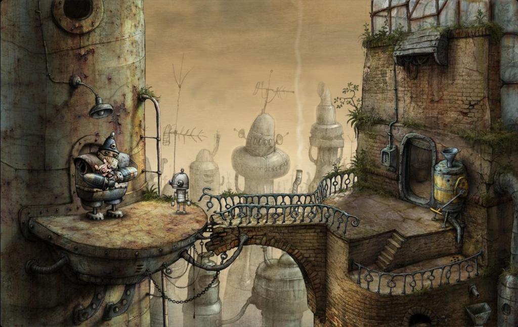 Machinarium Screenshot 3