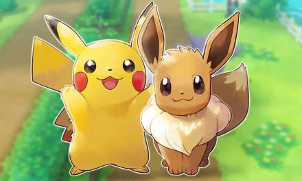Pokémon Let's Go Pikachu & Eevee Review