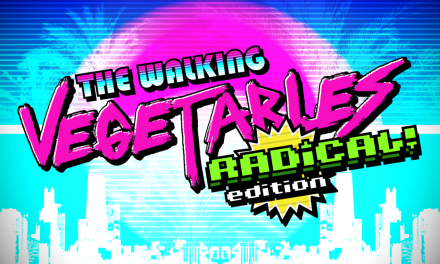 The Walking Vegetables: Radical Edition Switch Review