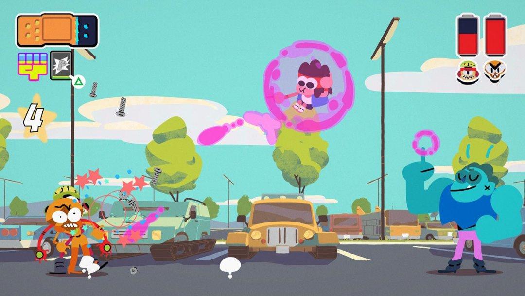 OK K.O.! Let's Play Heroes Review Screenshot 2