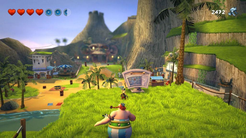Asterix & Obelix XXL 2 Screenshot 2