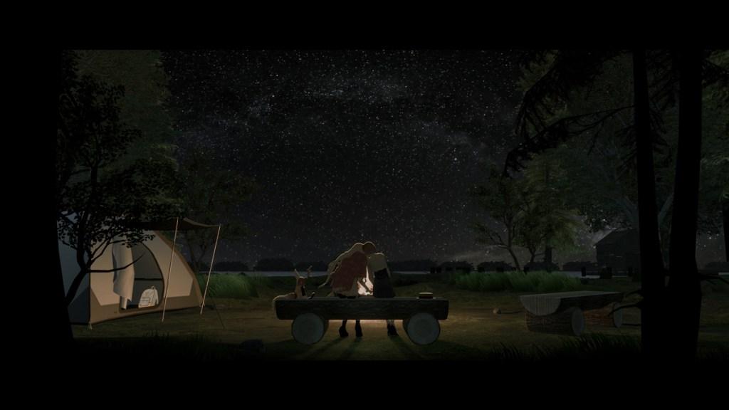 The Missing Screenshot