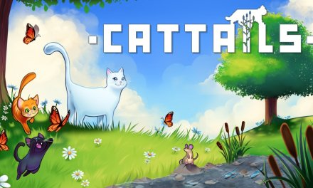 Everybody Wants to be a Cat! Cattails Switch Review