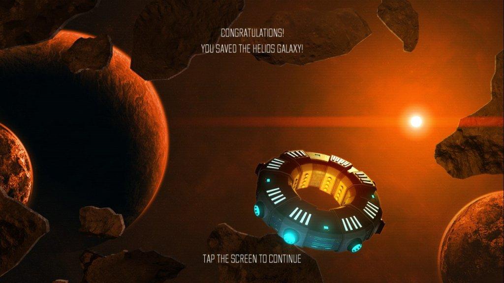 Solar Flux Review Screenshot 1