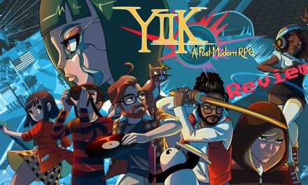 YIIK: A Post Modern RPG Switch Review