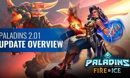 Paladins 2.01 update Fire and Ice