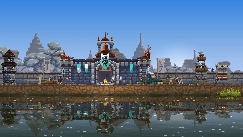 Kingdom: Two Crowns Switch Review Screenshot 2