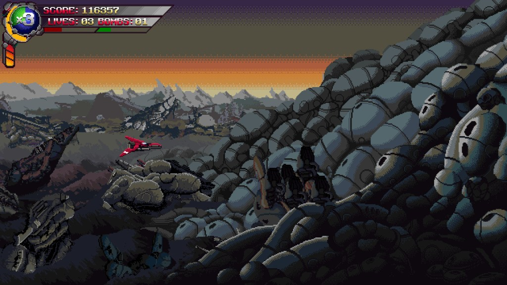Devil Engine Screenshot 3