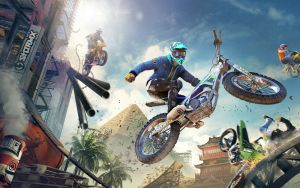 Trials Rising Switch Review Screenshot 1