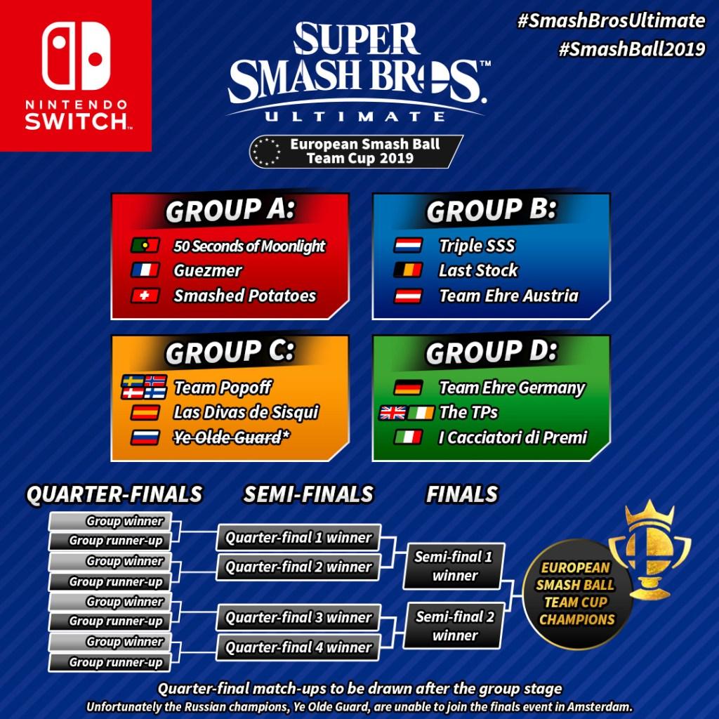 Smash Cup 2019