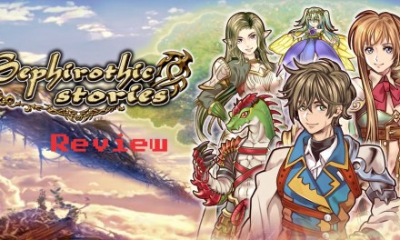 Sephirothic Stories Nintendo Switch Review
