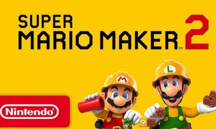 SUPER MARIO MAKER 2 LAUNCHES FOR NINTENDO SWITCH ON 28TH JUNE WITH LIMITED EDITION BUNDLE