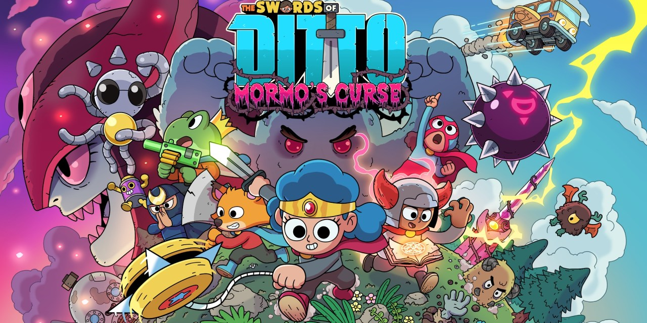 The Swords of Ditto: Mormo's Curse – Nintendo Switch version, expansion and revamp!