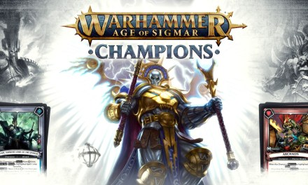 Warhammer Age of Sigmar: Champions Nintendo Switch Review